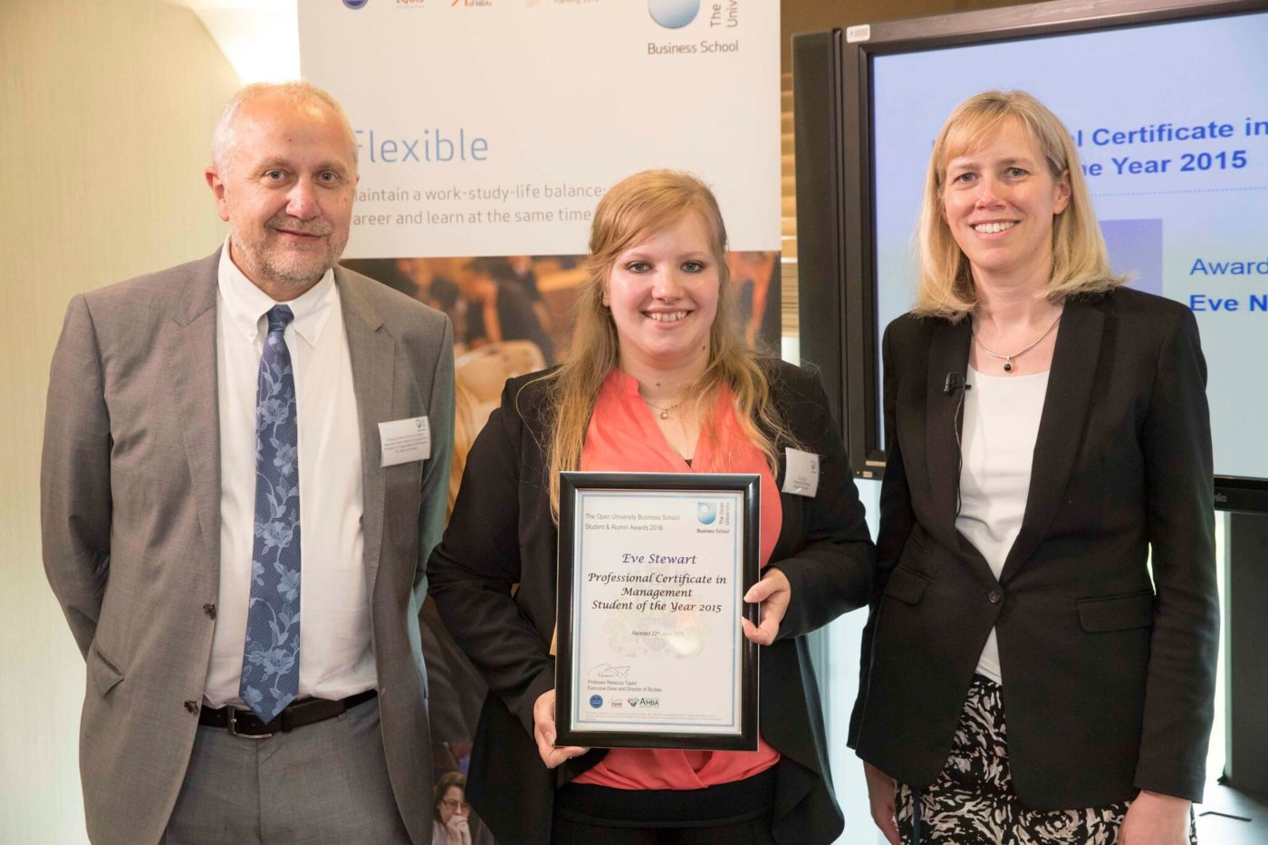 Ou Professional Certificate In Management Student Of The Year Award